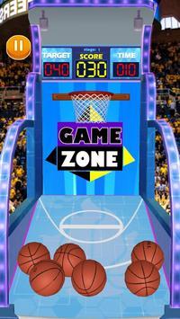 GameZone: Top Basketball - Jokowi Challenge screenshot 1