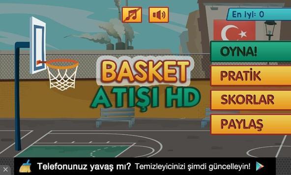 Basket Atışı HD poster