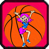 Basketball Games For Girls icon