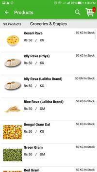 Basket Wings - Food & Groceries screenshot 2
