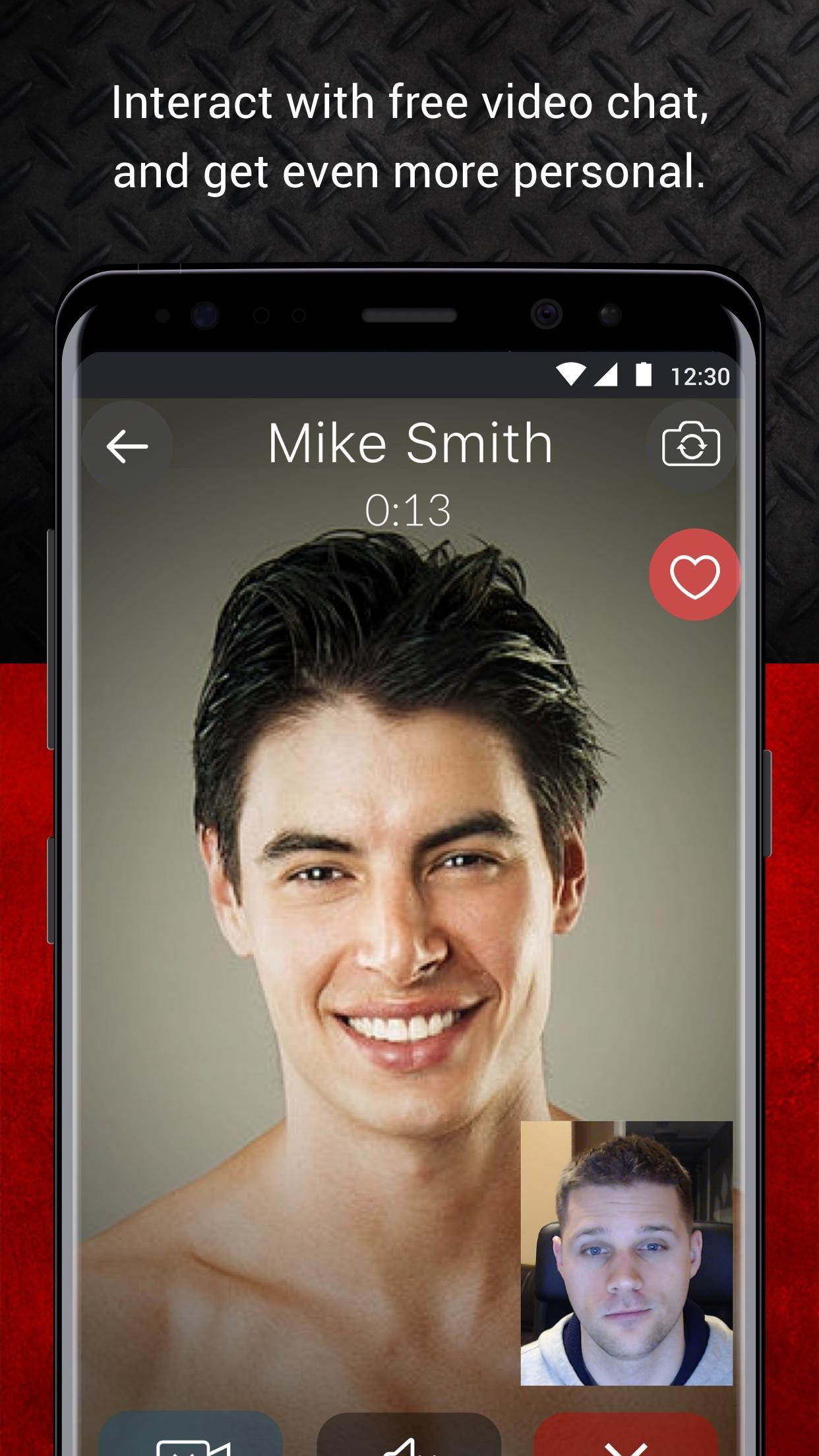 GayGaycChat - Video Chat For Gay for Android - APK Download