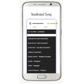BassBosted Music Trap screenshot 1