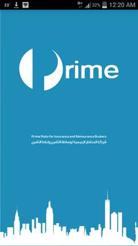 Prime Medical Insurance poster
