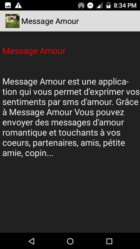 Messages Et Poemes Damour 2019 For Android Apk Download