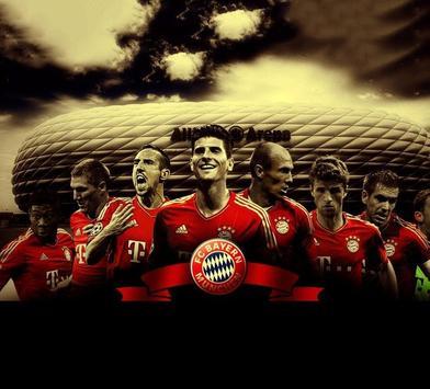 Bayern Munchen Wallpapers HD Poster Apk Screenshot