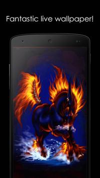 Fiery horse apk screenshot