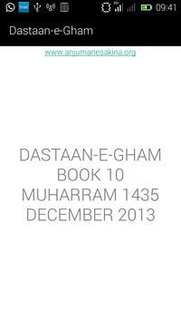 DASTAAN-E-GHAM poster