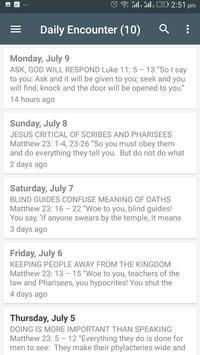 Baptist Daily Encounter screenshot 6