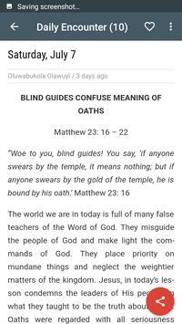Baptist Daily Encounter screenshot 1