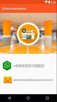 Redes - Estacionamiento Medido screenshot 2