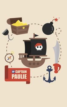 Captain Paulie poster