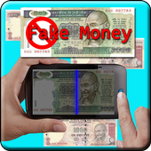 Fake Money Scanner Prank icon