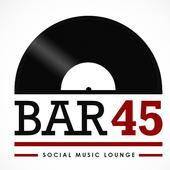 BAR 45 Social Music Lounge icon