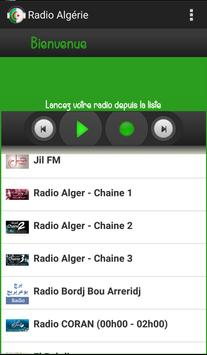 Radio Of Algeria poster