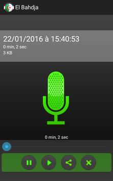 Radio Of Algeria apk screenshot