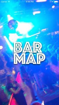 Bar map《酒吧地圖》酒吧 夜生活 資訊優惠娛樂一站式平台 poster