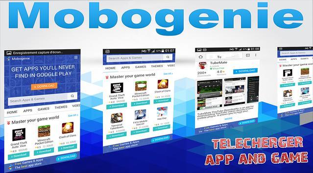 Fast Moboɡenie Guía تصوير الشاشة 2