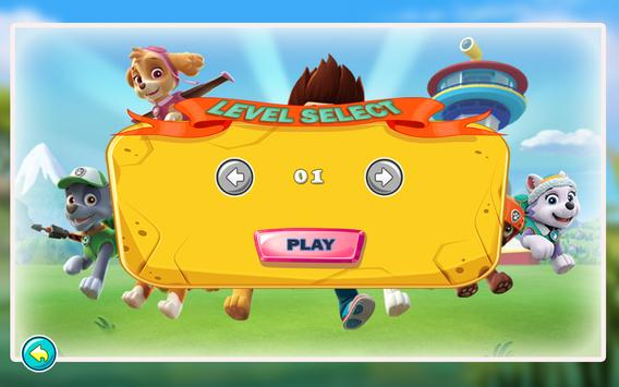 Paw Heroic Patrol apk screenshot