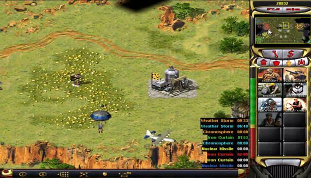 Tips Red Alert 2 Classic apk screenshot