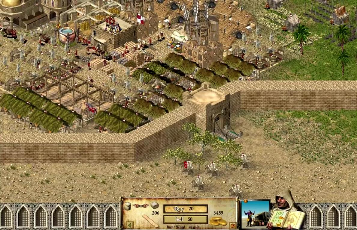 Tips Stronghold Crusader Hd For Android Apk Download