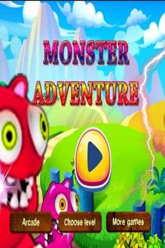 Ultimate Jumping Monster poster