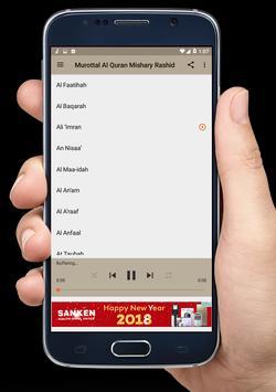 Mishary Rashid : 30 Juzz apk screenshot