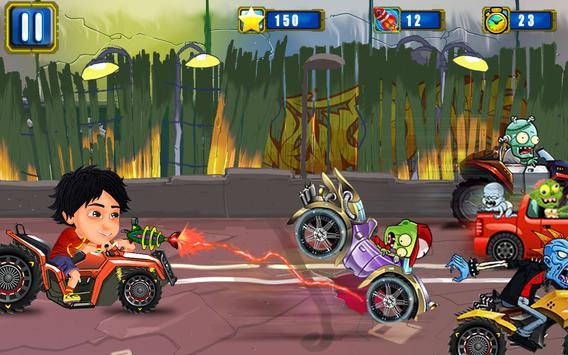 Road Shiva Racing apk screenshot