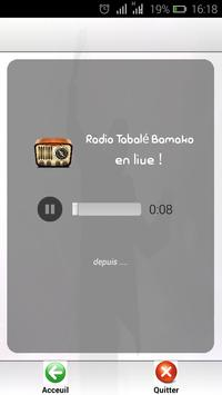 Radio Tabale FM Bko Mali screenshot 2