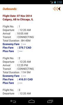 Flight Fare Watch screenshot 14