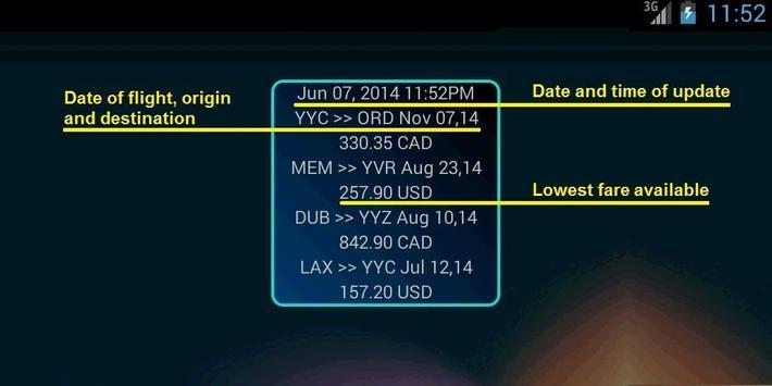 Flight Fare Watch screenshot 16