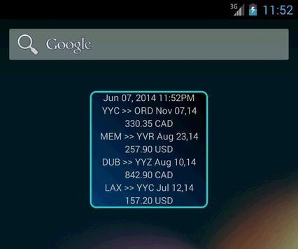 Flight Fare Watch screenshot 18