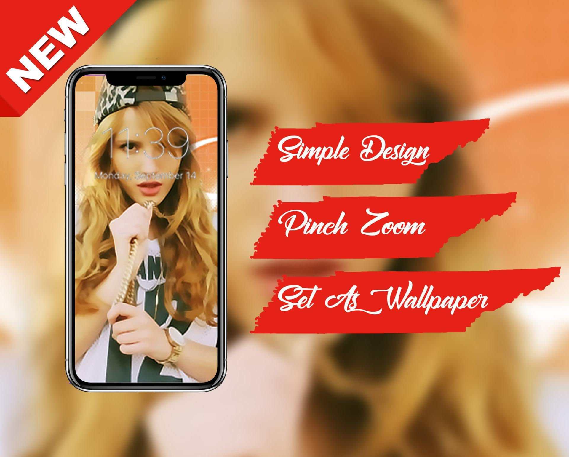 Bella Thorne Wallpaper For Android Apk Download