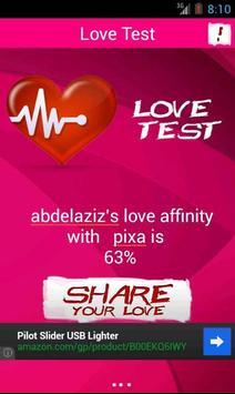 ميزان الحب apk screenshot