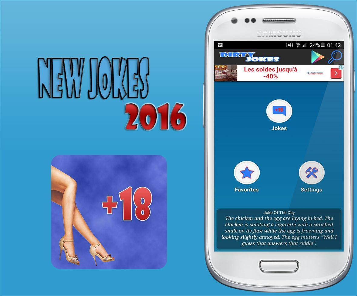 Dirty Jokes Funny 2016 For Android Apk Download