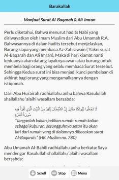 Manfaat Membaca Surat dan Ayat Suci Al-qur'an screenshot 1