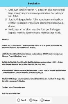 Manfaat Membaca Surat dan Ayat Suci Al-qur'an screenshot 2