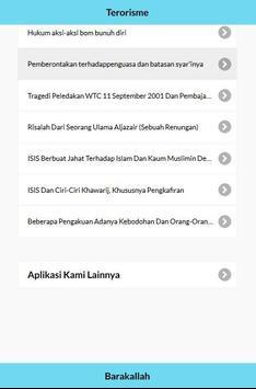 Pandangan Islam Terhadap Teroris apk screenshot