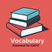 Vocabulary for GMAT icon