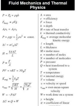 physics formulas  equations apk   education app  android apkpurecom