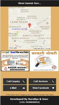 Shree Ganesh Services Pune apk screenshot