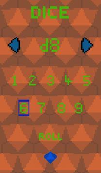 RPG Pixel Dice screenshot 4