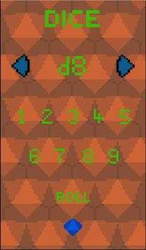 RPG Pixel Dice screenshot 1
