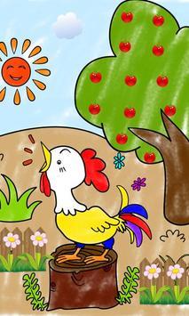 Coloring book Animal friends screenshot 1