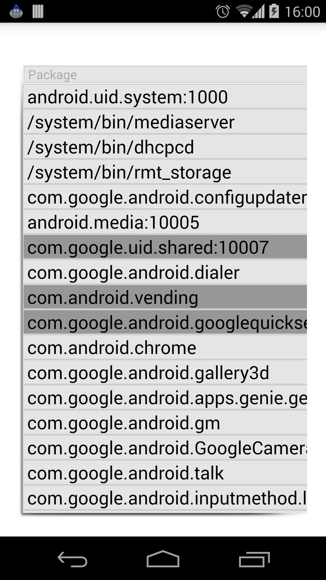 NetTrafficStats for Android - APK Download