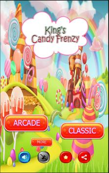 Kings Candy Frenzy poster