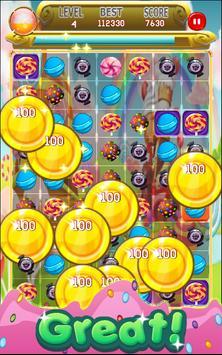 Kings Candy Frenzy screenshot 1