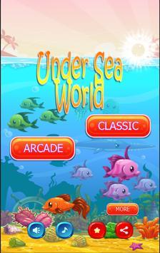 Under Sea World poster