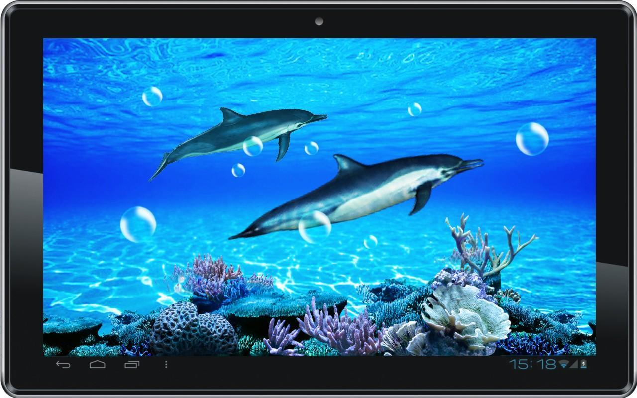 Dolphin Sounds Live Wallpaper for Android - APK Download