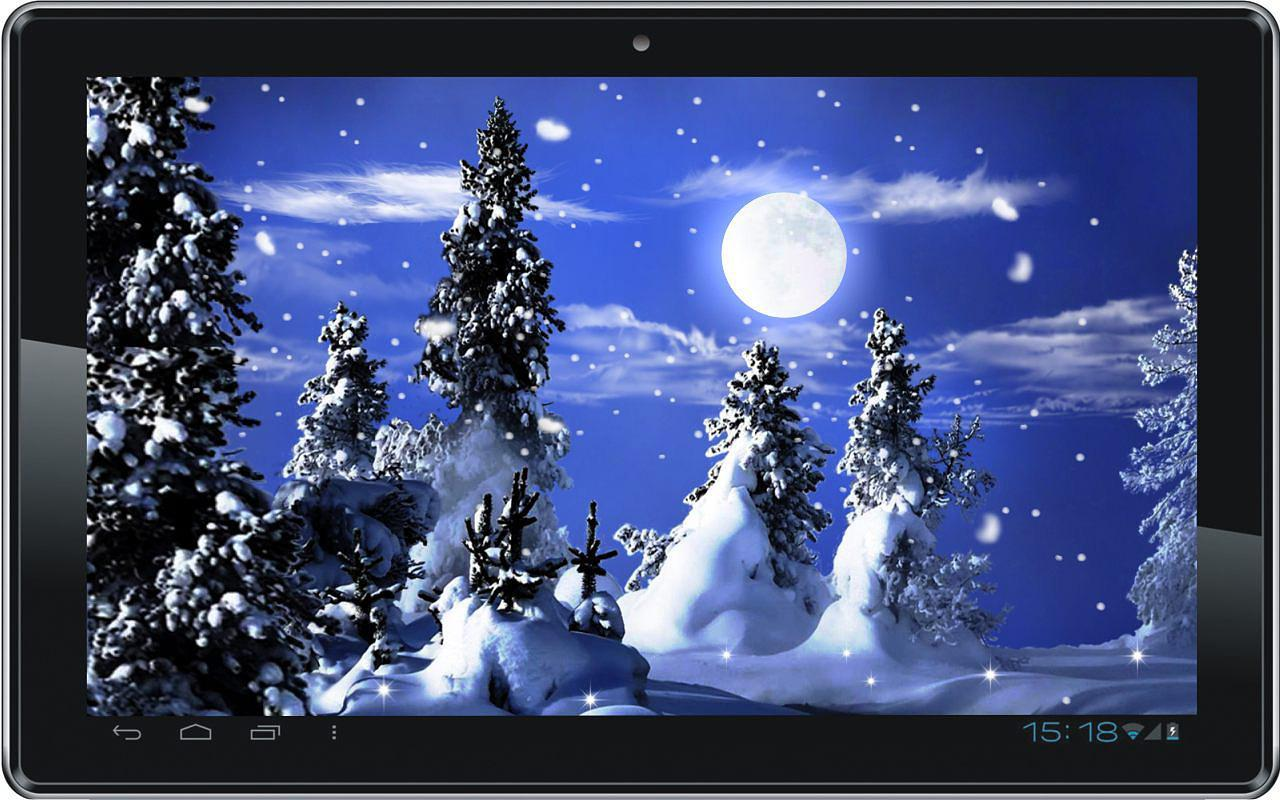 Wallpaper downloader app - Winter Frost Hd Live Wallpaper Poster Winter Frost Hd Live Wallpaper Apk Screenshot