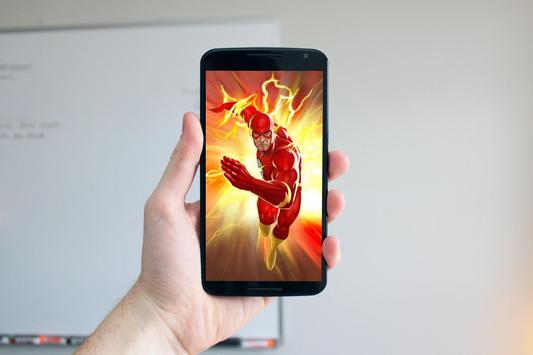 Flash Wallpapers HD 4K screenshot 6